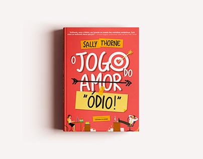 Capa do livro O Jogo do Amor/Ódio