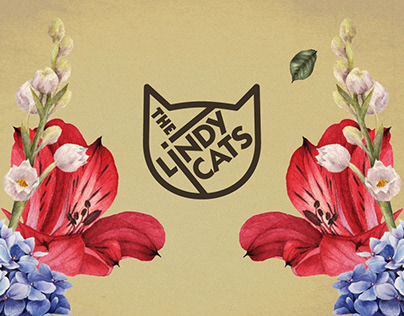 The Lindy Cats | brand identity