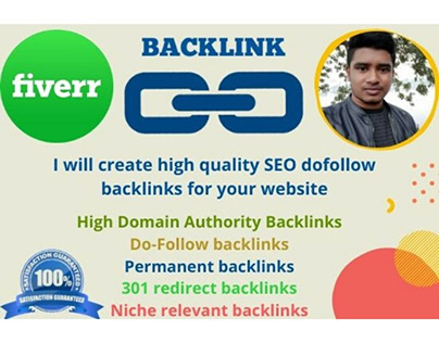 high quality SEO dofollow backlinks for your website