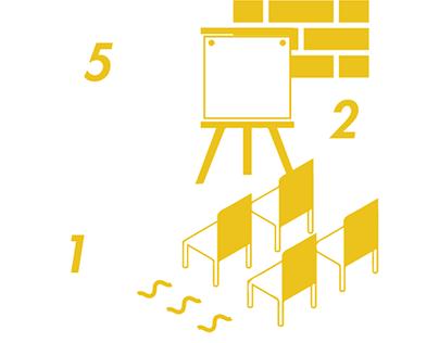 Metodología y proyectos de Parces ONG _ Infografías