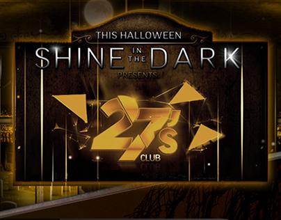 Miller Shinne in the Dark 27´s Club