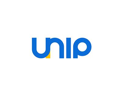 Rebrand para Universidade Paulista Unip.