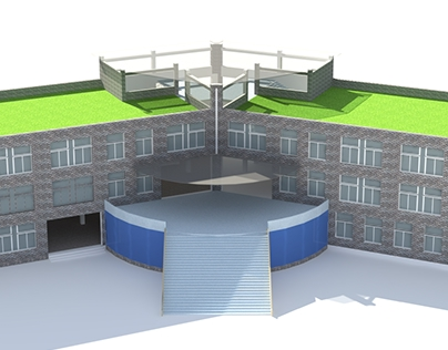 Architecture design for Middle School