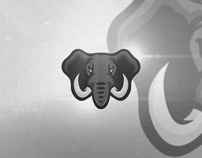 Mascot Logo Elephant