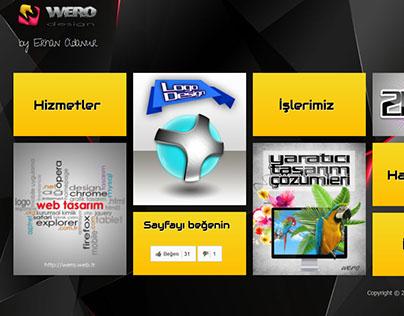 WERO WEB DESIGN -HTML5