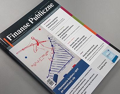 Layout of Finanse Publiczne Magazine