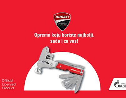 Ducati Corse commercial