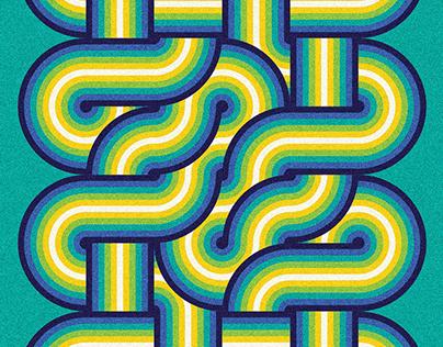Infinity : 6-Color Symmetrics.