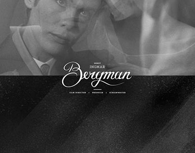 Bergman logo fanart