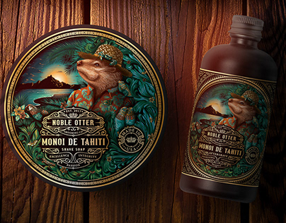 Noble Otter Monoi De Tahiti