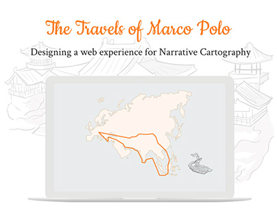 The Travels of Marco Polo | Narrative Cartography