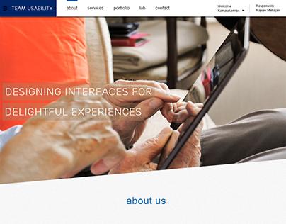 Ericsson - Usability Team
