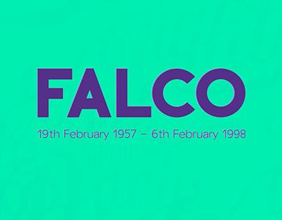 FALCO 19th February 1957 - 6th February 1998