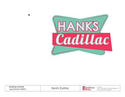 Hank's Cadillac Logo