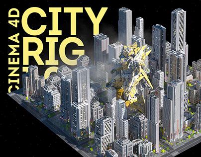 C4D CityRig