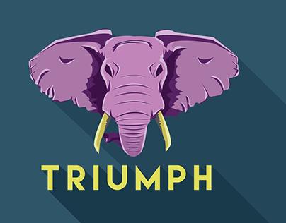 Elephant Logo/T-shirt Design