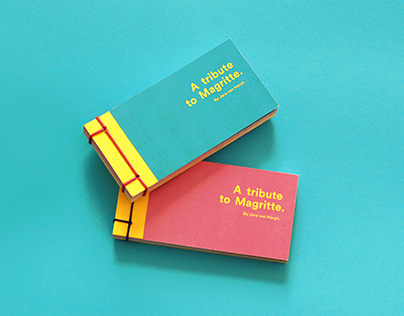 Flipbook: A tribute to Magritte