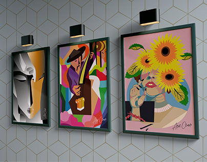 Digital Artwork Collection