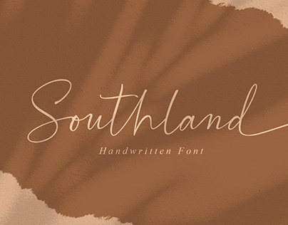 Southland Modern Script