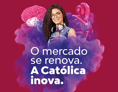 Campanha Vest de Verão - Católica de Vitória