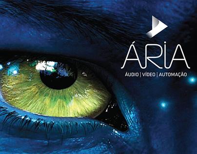 Branding | Ária