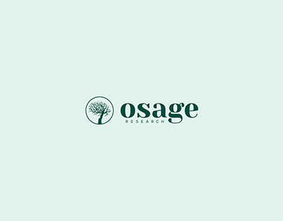 Osage Research Branding
