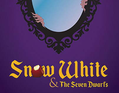 Snow White | Poster Re-design