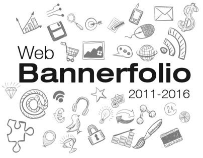 Web Bannerfolio 2011-2016