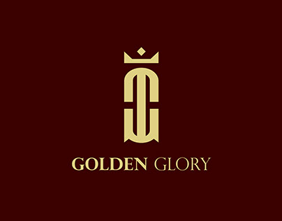 Golden Glory Perfume | Branding Design Portfolio