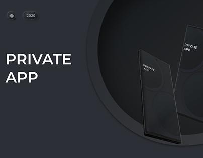 Private app