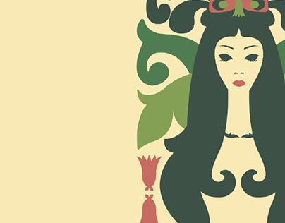 ලියලතා _ Liya latha Poster Design