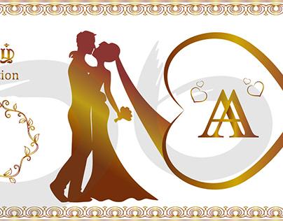 sample of wedding invitation design