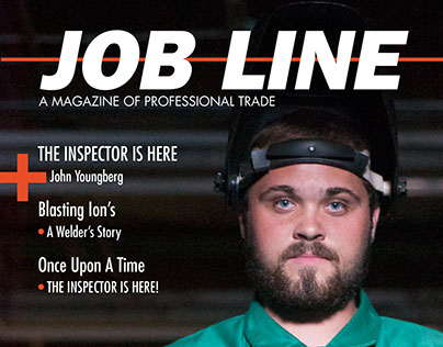 Job Line - A Magazine of Professional Trade