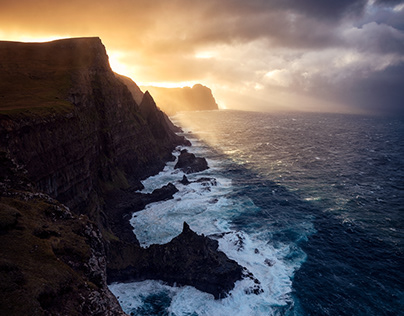 Faroe islands- tale of the elements II