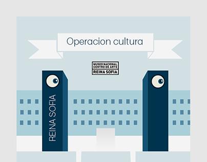Operación Cultura Madrid