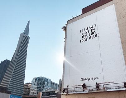 Unfinished Billboards by Stella Artois