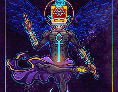 Vision of the Archangel