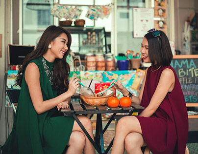 Kikki Keli Chinese New Year Lookbook 2015