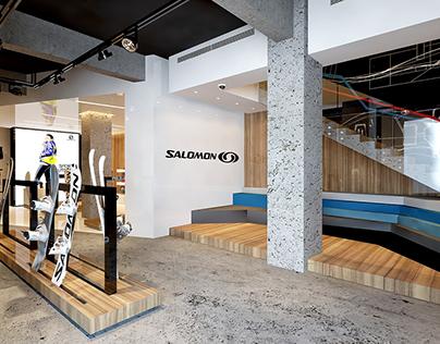 Salomon Shop Bucharest