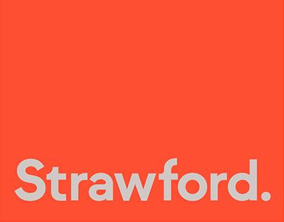 Strawford Font