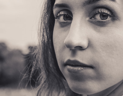 "Actress_Portrait ""Meryem Basar"""