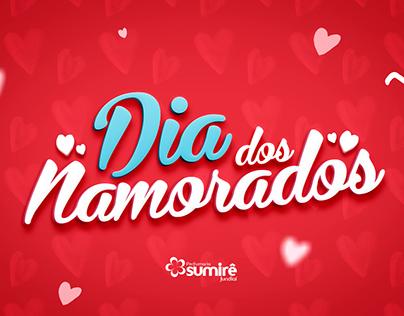 Dia dos Namorados - Sumirê