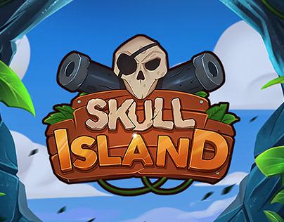 Skull Island - GAME ART