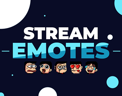 Twitch Emotes/ Stream Emotes Showcase