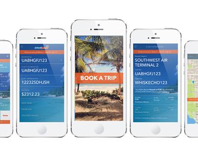 AirFastTickets New iPhone Design