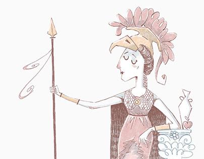Greco-Roman myths and gods