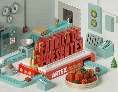 Fábrica de Presentes - Artex