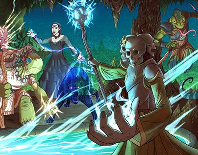 RPG Commissions :: 2021