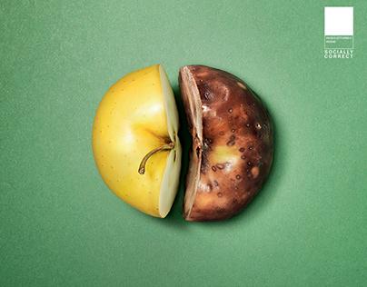Socially Correct 2014 | 1st Prize Print Campaign