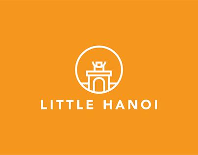   BRANDING   LITTLE HANOI Vietnamese food